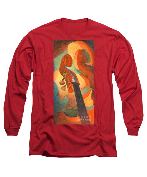 The Scroll Long Sleeve T-Shirt