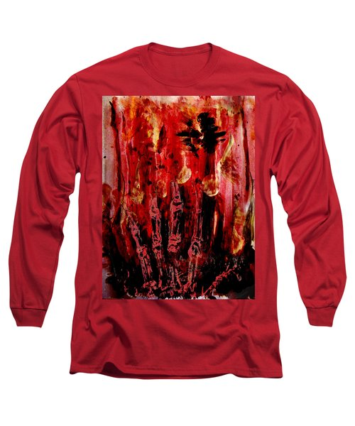 The Seven Deadly Sins - Wrath Long Sleeve T-Shirt