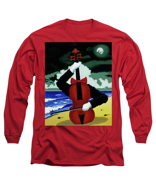 The Silent Soloist Long Sleeve T-Shirt
