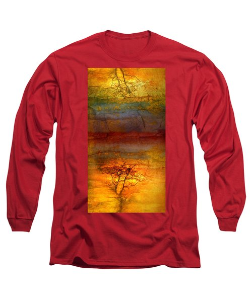 The Soul Dances Like A Tree In The Wind Long Sleeve T-Shirt