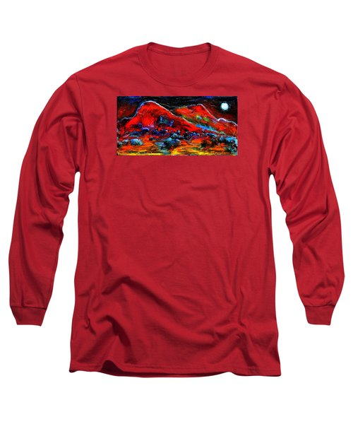 The Sound Of The Night Long Sleeve T-Shirt