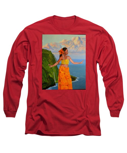 The Star Of The Sea Long Sleeve T-Shirt