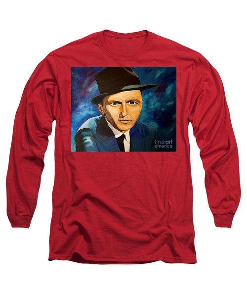 The Stare Of Long Sleeve T-Shirt