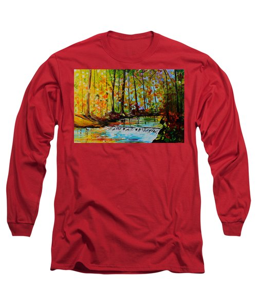The Stream Long Sleeve T-Shirt