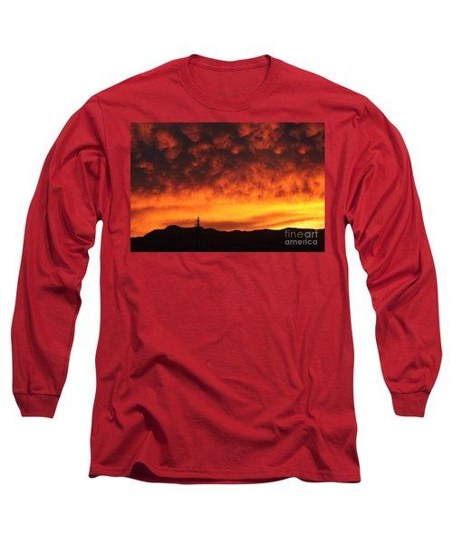 The Sun Goes Down Long Sleeve T-Shirt
