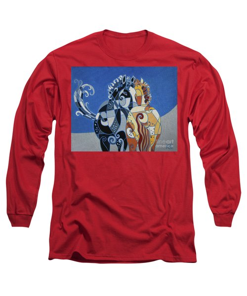 The Tao Of Friendship Long Sleeve T-Shirt