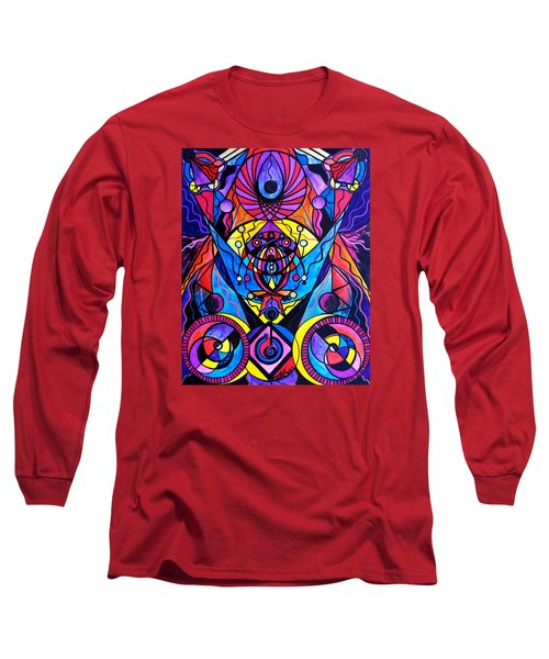 The Time Wielder Long Sleeve T-Shirt
