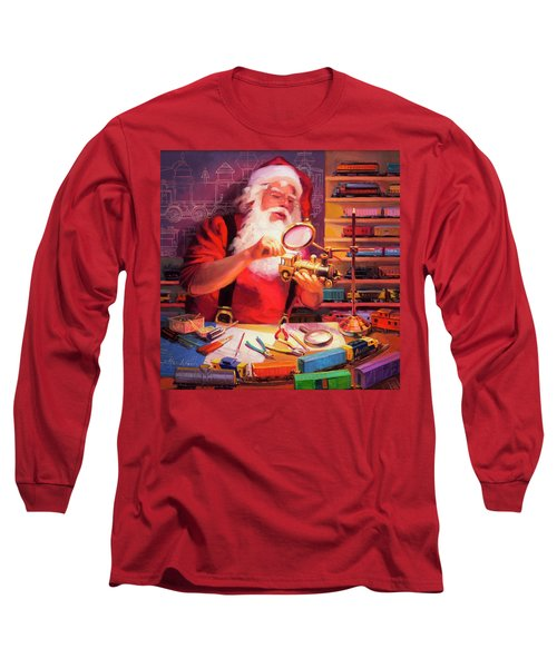 The Trainmaster Long Sleeve T-Shirt