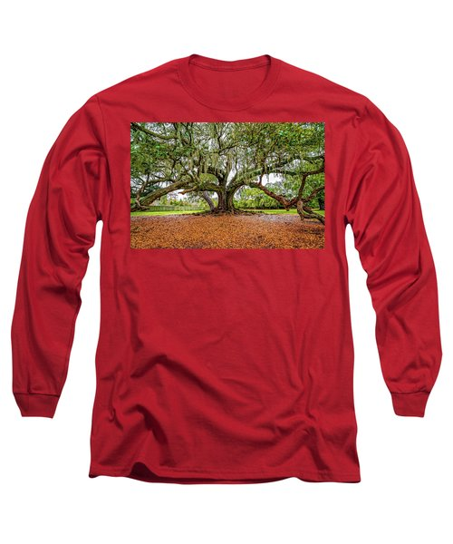 The Tree Of Life Long Sleeve T-Shirt