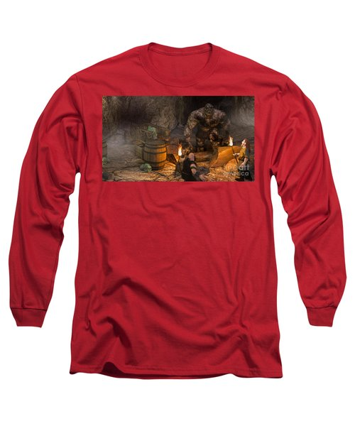 The Trolls Of Black Water Deep Long Sleeve T-Shirt