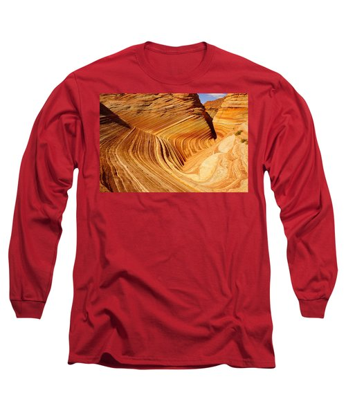 The Side Wave Long Sleeve T-Shirt