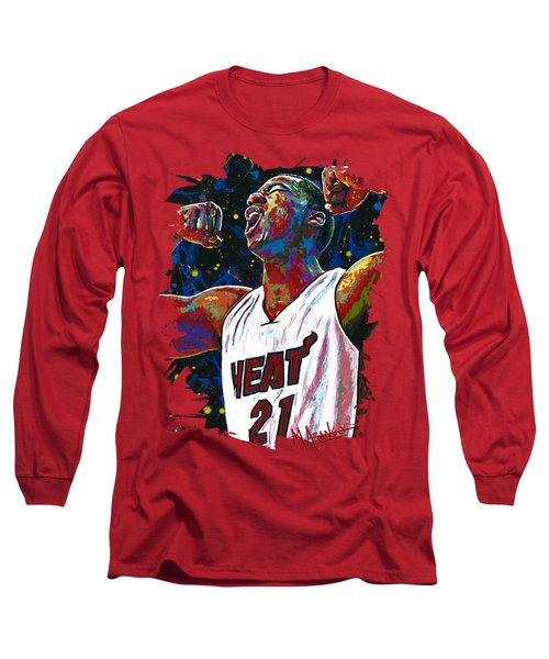 The Whiteside Flex Long Sleeve T-Shirt