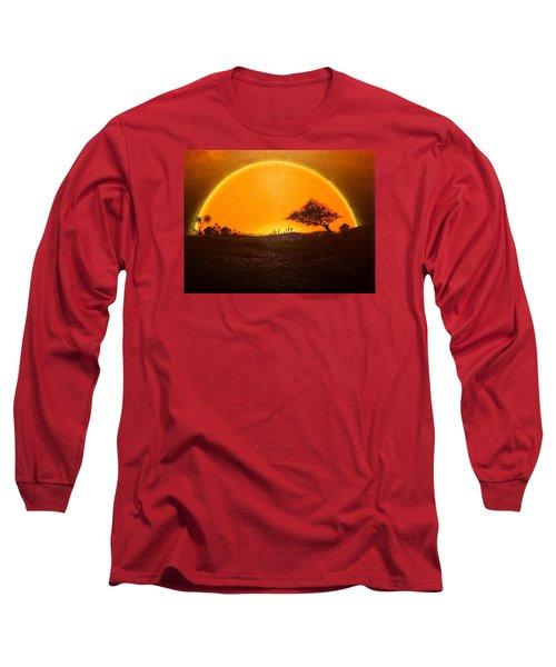 The Wisdom Tree Long Sleeve T-Shirt