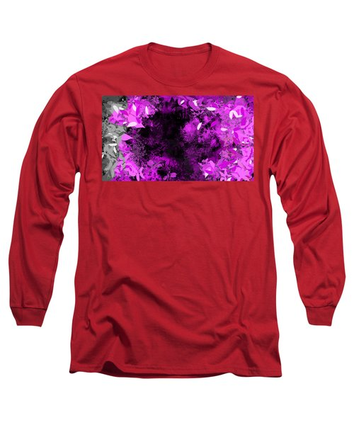 The Woods Long Sleeve T-Shirt by Antonio Romero
