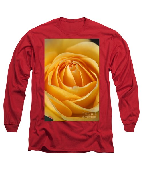 The Yellow Rose Long Sleeve T-Shirt