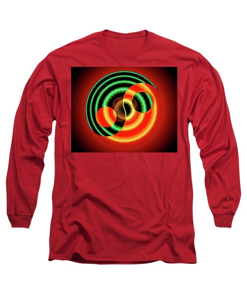 The Yin And The Yang Long Sleeve T-Shirt