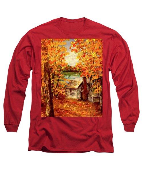 Thoreau's Cove Long Sleeve T-Shirt