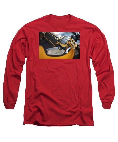 Throttle Hand Long Sleeve T-Shirt