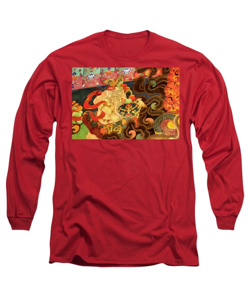 Tibet_162-12 Long Sleeve T-Shirt