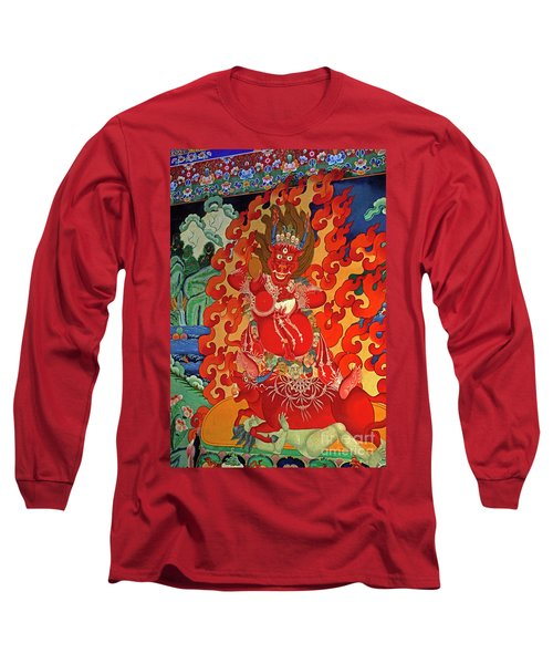 Tibet_190-12 Long Sleeve T-Shirt