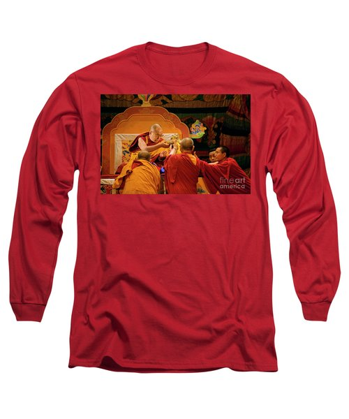 Tibetan_d124 Long Sleeve T-Shirt