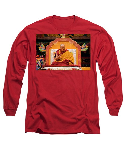 Tibetan_d130 Long Sleeve T-Shirt