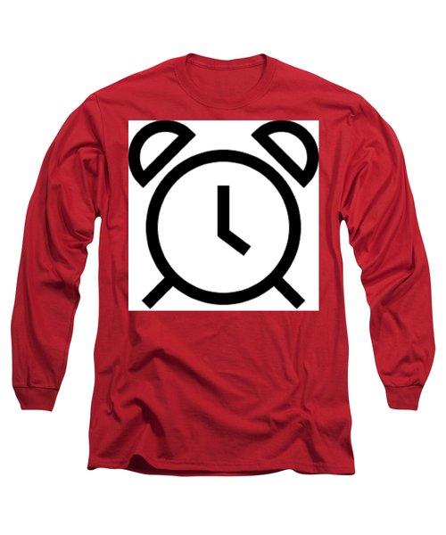 Tick Talk Long Sleeve T-Shirt by Now