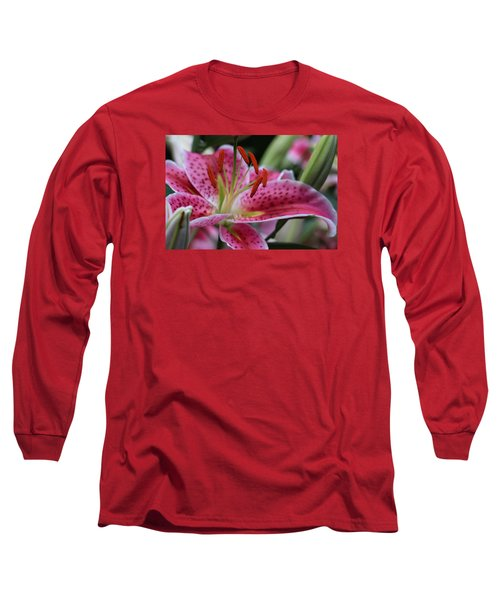 Tigar Lilly Long Sleeve T-Shirt