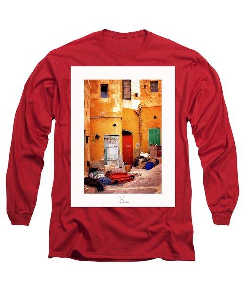 Time Bubble Long Sleeve T-Shirt