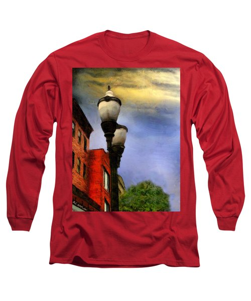 Time To Light The Lamps Long Sleeve T-Shirt
