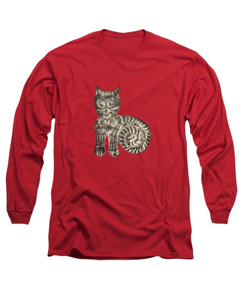 Tin Cat Long Sleeve T-Shirt