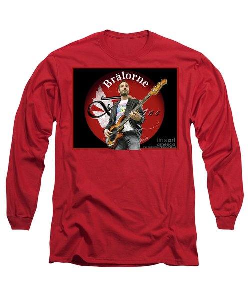 Tom Habchi Of Bralorne Long Sleeve T-Shirt