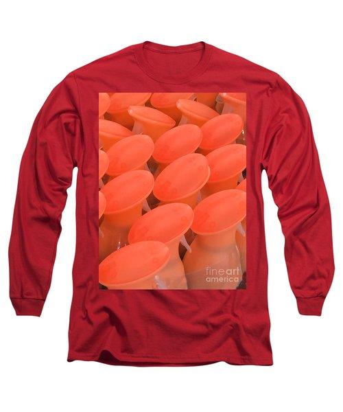Topsy Turvy Long Sleeve T-Shirt