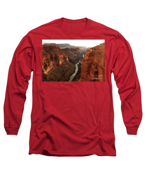 Toroweap In Grand Canyon Long Sleeve T-Shirt