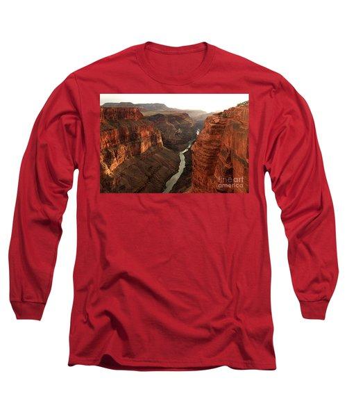 Toroweap In Grand Canyon Long Sleeve T-Shirt