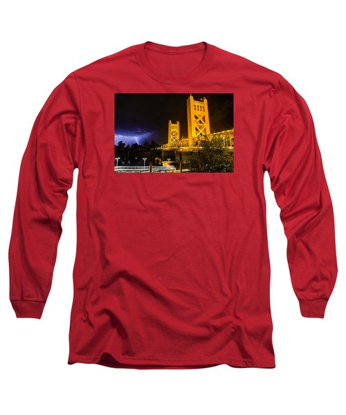 Tower Bridge Long Sleeve T-Shirt