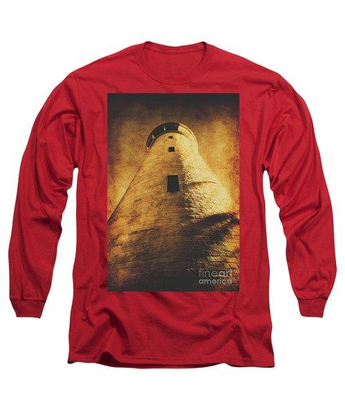 Tower Of Grunge Long Sleeve T-Shirt