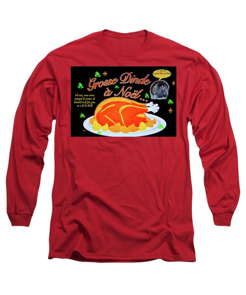 Tradition Wlith A Twist  Long Sleeve T-Shirt