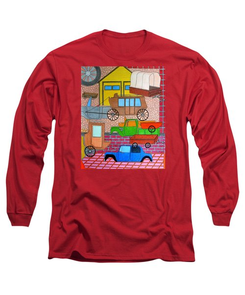 Transport Long Sleeve T-Shirt