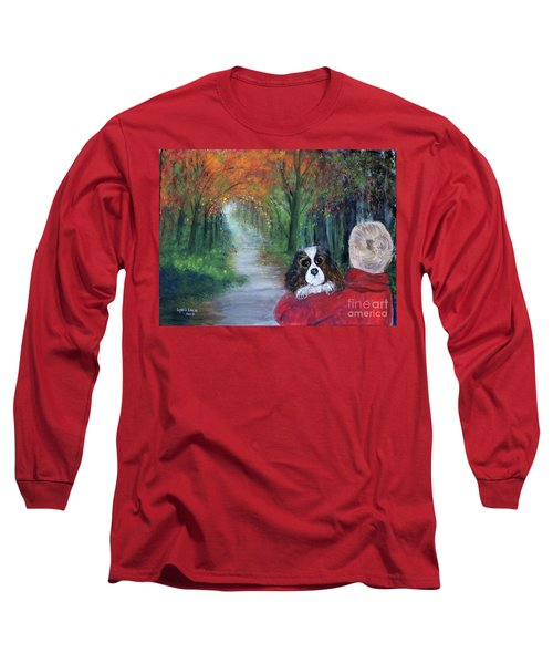 Traveling Together Long Sleeve T-Shirt