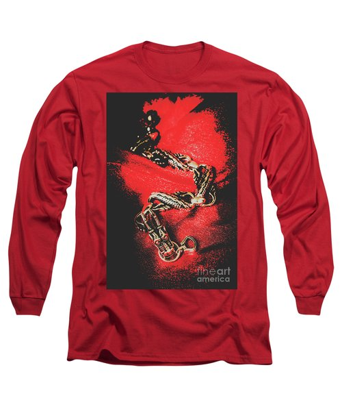 Treasures From The Asian Silk Road Long Sleeve T-Shirt