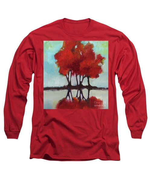 Trees For Alice Long Sleeve T-Shirt