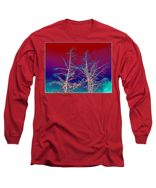 Treetops 4 Long Sleeve T-Shirt