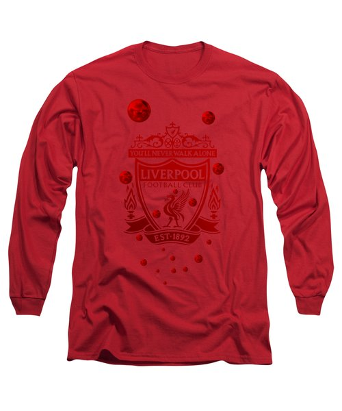 Tribute To Liverpoo 2 Long Sleeve T-Shirt