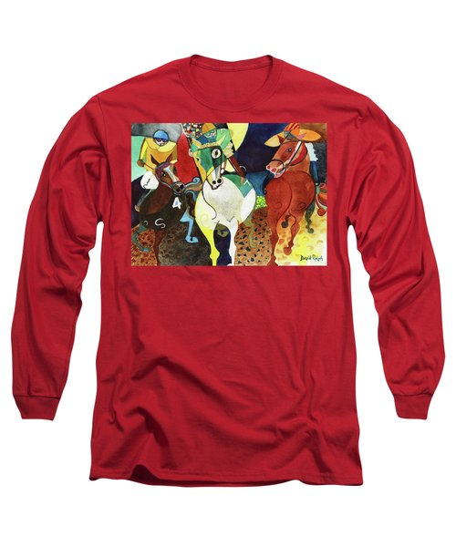Trifecta Long Sleeve T-Shirt