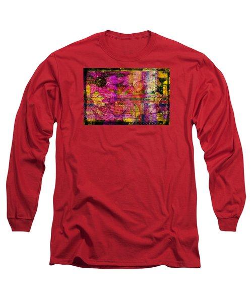 Triple Exposure Long Sleeve T-Shirt by Diana Boyd