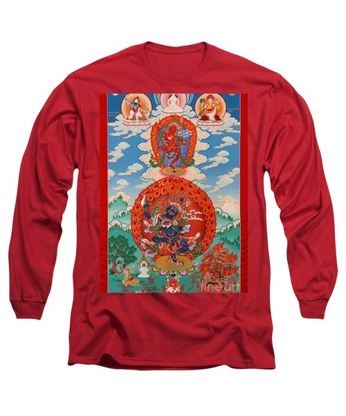 Troma Nagmo Long Sleeve T-Shirt