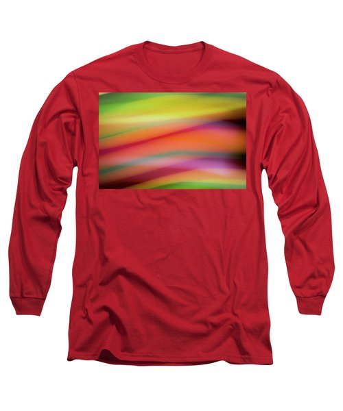 Long Sleeve T-Shirt featuring the photograph Tropical Sherbet by Shara Weber