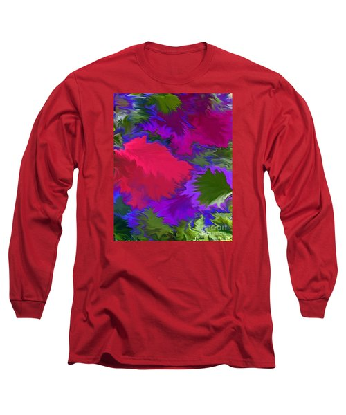 Long Sleeve T-Shirt featuring the photograph Tropicana by Patricia Griffin Brett