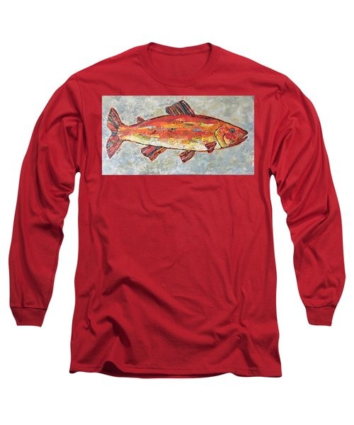 Trudy The Trout Long Sleeve T-Shirt
